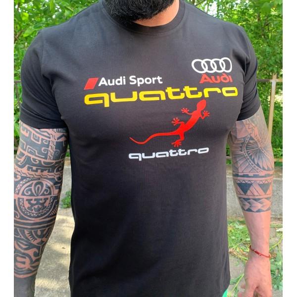 New Model Audi T-Shirt 1